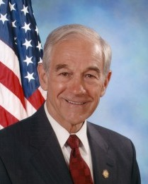 Dr. Ron Paul - Bildquelle: Wikipedia