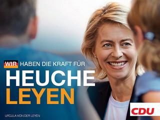 CDU von der Leyen