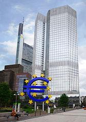 EZB Frankfurt - Bildquelle: Wikipedia / Eric Chan