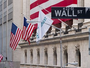 Wall Street - Bildquelle: Wikipedia / Kadellar