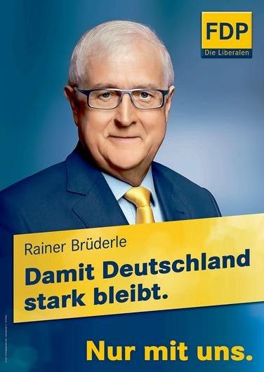FDP - Damit Deutschland stark bleibt