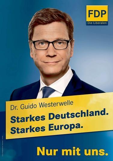 FDP - Starkes Deutschland. Starkes Europa