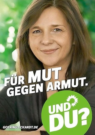 Grünen - Armut