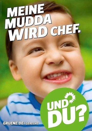 Grünen - Chef