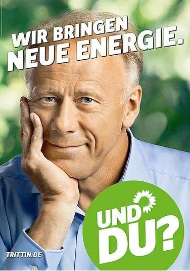 Grünen - Energie