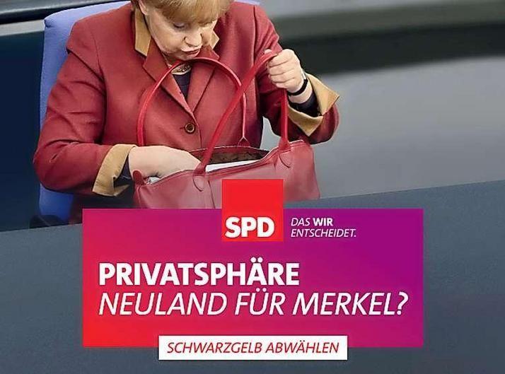SPD - Privatsphäre