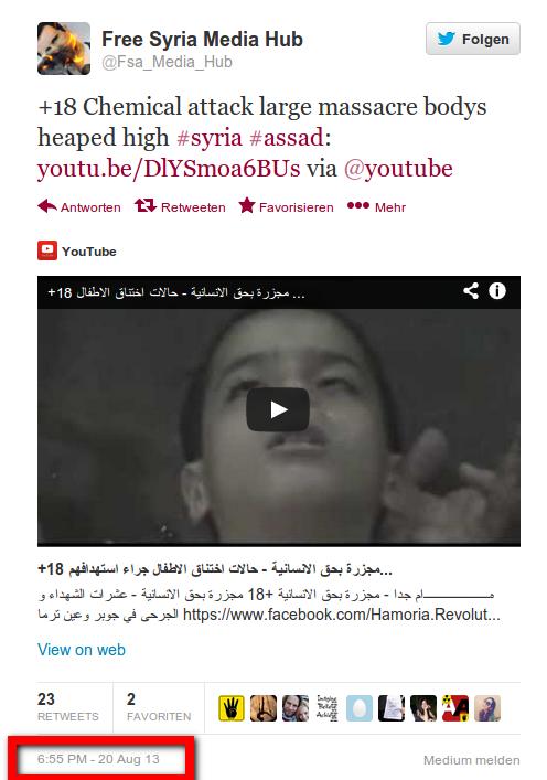 Twitter Free Syria Media Hub