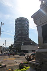 BIZ Basel - Bildquelle: Wikipedia / Basler24