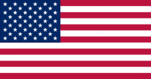 Flagge USA - Bildquelle: Wikipedia / Dbenbenn, Zscout370