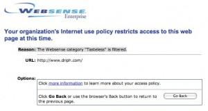 Internet Filter