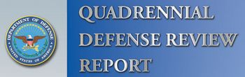 Quadrennial Defense Review Report