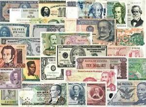 Geldscheine - Bildquelle: Wikipedia / Veronidae