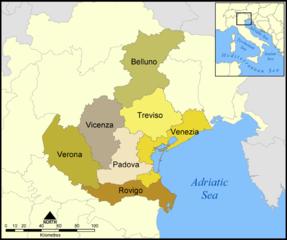 Provinz Venetien