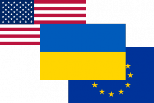 USA - Ukraine - EU