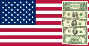 USA und Dollar - Bildquelle: www.konjunktion.infor