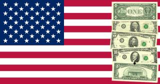 USA und Dollar