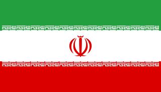 Flagge Iran - Bildquelle: Wikipedia / Various