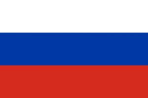 Flagge Russland - Bildquelle: Wikipedia / Zscout370