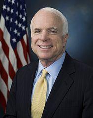 John McCain - Bildquelle: Wikipedia / United States Congress