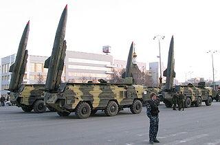 OTR-21-Tochka-Raketen - Bildquelle: Wikipedia / Фальшивомонетчик