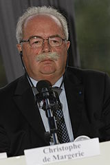 Christophe Jacquin de Margerie - Bildquelle: Wikipedia / MEDEF