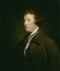 Edmund Burke - Bildquelle: Wikipedia / National Portrait Gallery