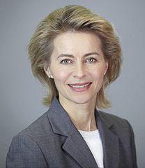 Ursula von der Leyen - Bildquelle: Wikipedia / Laurence Chaperon