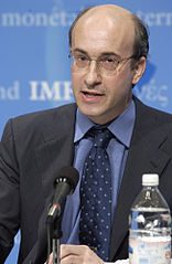Kenneth Rogoff - Bildquelle: Wikipedia / International Monetary Fund