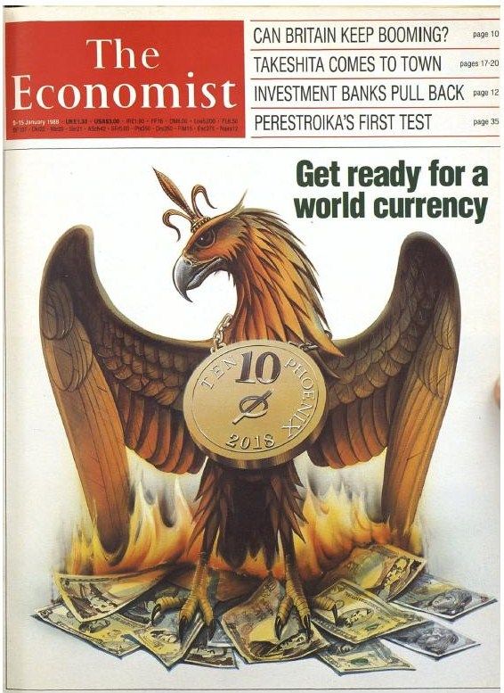 The Economist Cover - Bildquelle: Socio-Economics History Blog