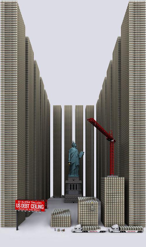 US-Staatsschulden - Bildquelle: www.demonocracy.info