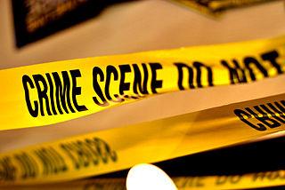Crime Scene - Bildquelle: Wikipedia / Yumi Kimura