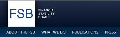 Financial Stability Board - Bildquelle: Screenshot-Ausschnitt www.financialstabilityboard.org