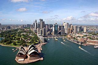Sydney - Bildquelle: Wikipedia / Beau Giles