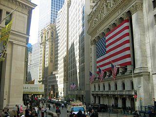 Wall Street - Bildquelle: Wikipedia