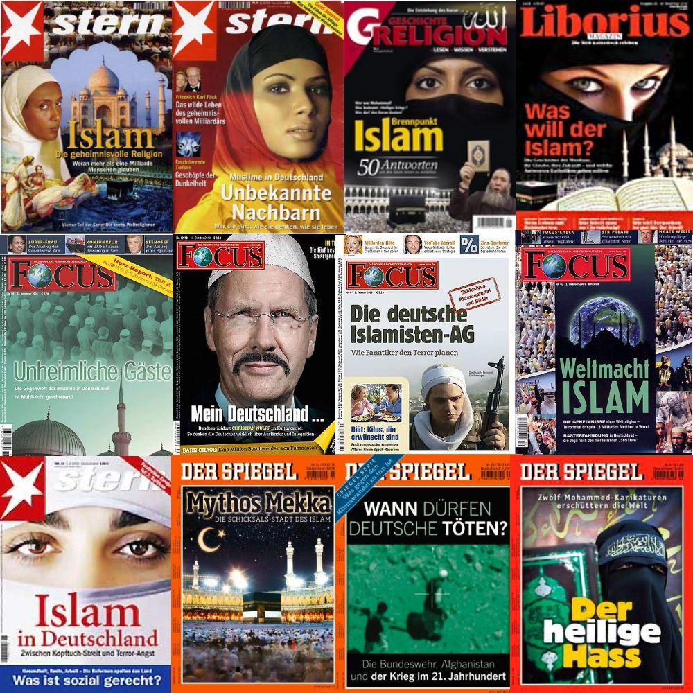 Feindbild Islam - Bildquelle: lynxx-blog.blogspot.de