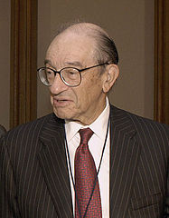 Alan Greenspan (2002) - Bildquelle: Wikipedia / Internationaler Währungsfonds