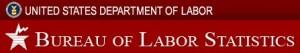 Bureau of Labor Statistics - Bildquelle: Screenshot-Ausschnitt www.bls.gov