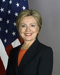 Hillary Clinton - Bildquelle: Wikipedia / United States Department of State