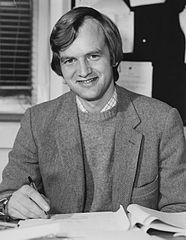Willem Buiter 1984 - Bildquelle: Wikipedia / Professor Willem H Buiter, 1984