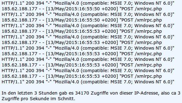 DDoS 1 - Bildquelle: www.konjunktion.info