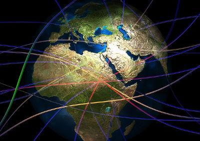 Globalisierung - Bildquelle: pixabay / Lizenz: CC0 Public Domain