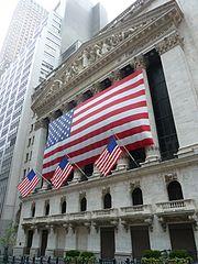 Wall Street - Bildquelle: Wikipedia / Hundsgemeini