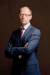 Arseniy Jazenjuk - Bildquelle: Wikipedia / Ybilyk
