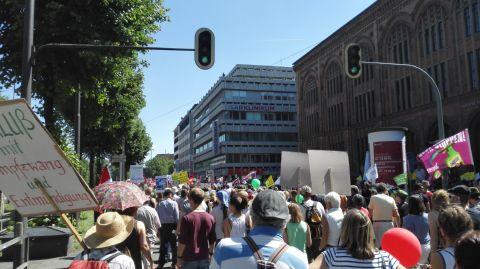 G7-Demo München Bild 15 - Bildquelle: www.konjunktion.info