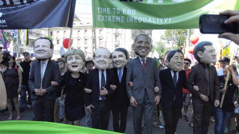 G7-Demo München Bild 16 - Bildquelle: www.konjunktion.info