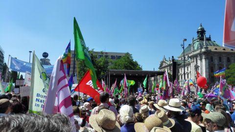 G7-Demo München Bild 18 - Bildquelle: www.konjunktion.info