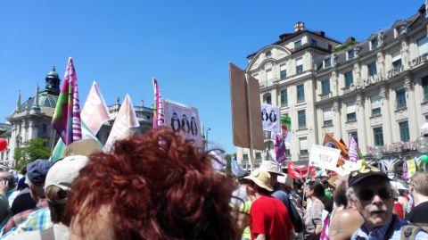 G7-Demo München Bild 20 - Bildquelle: www.konjunktion.info