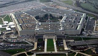 Pentagon - Bildquelle: Wikipedia / The Pentagon, David B. Gleason