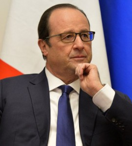 Francois Hollande - Bildquelle: Wikipedia / Presidential Press and Information Office