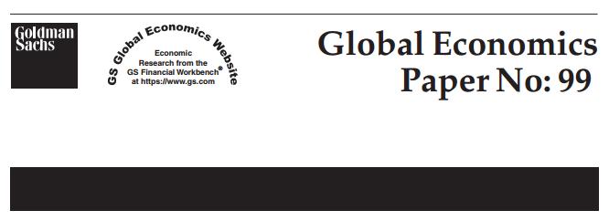 Goldman Sachs Papier - Bildquelle: statelesshomesteading.com